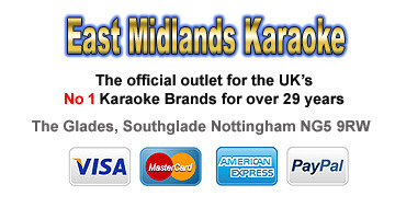 About East Midlands karaoke